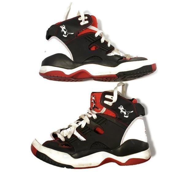 Adidas Sylvester Looney Tunes high top sneaker
